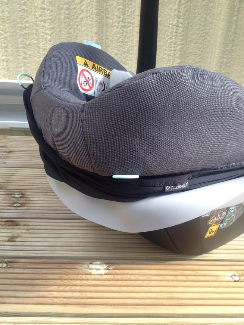Maxi-Cosi Pebble Plus Car Seat Sun Canopy