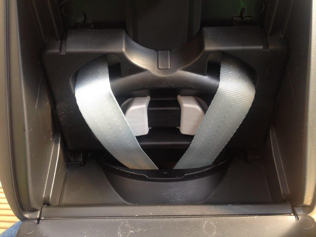 Maxi-Cosi Pebble Plus Car Seat Harness Adjustment