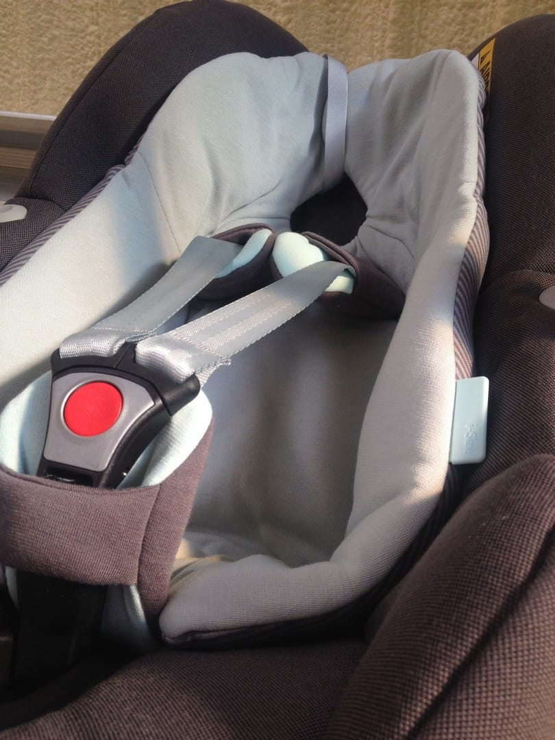 Maxi-Cosi Pebble Plus Car Seat Baby Insert
