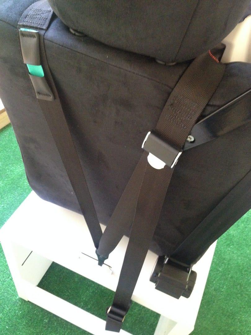Britax Advansafix Car Seat Top Tether