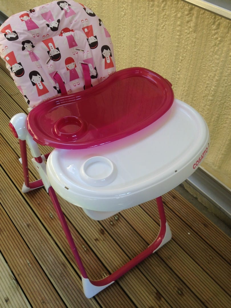 Cosatto Noodle Supa Highchair Food Tray