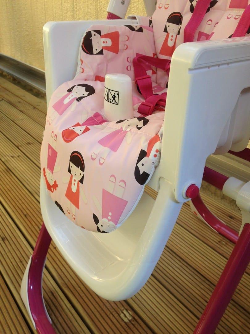 Cosatto Noodle Supa Highchair Adjustable Footrest