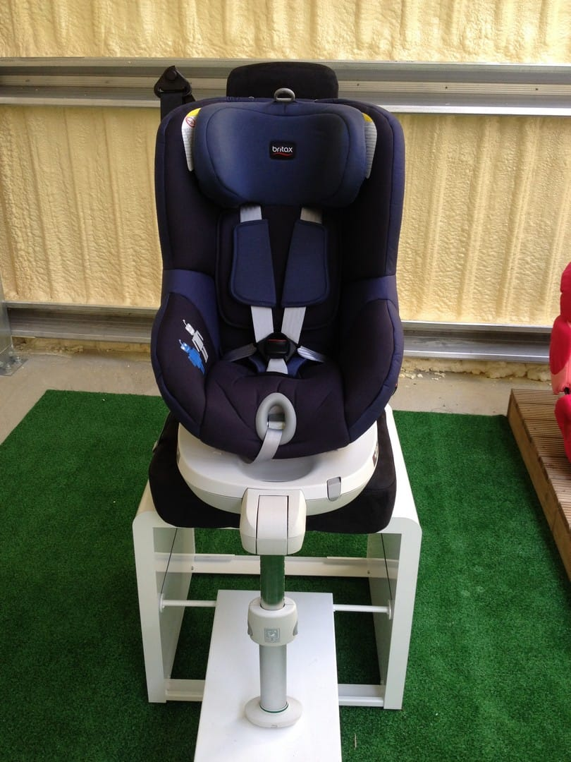 Britax DualFix Forward Facing