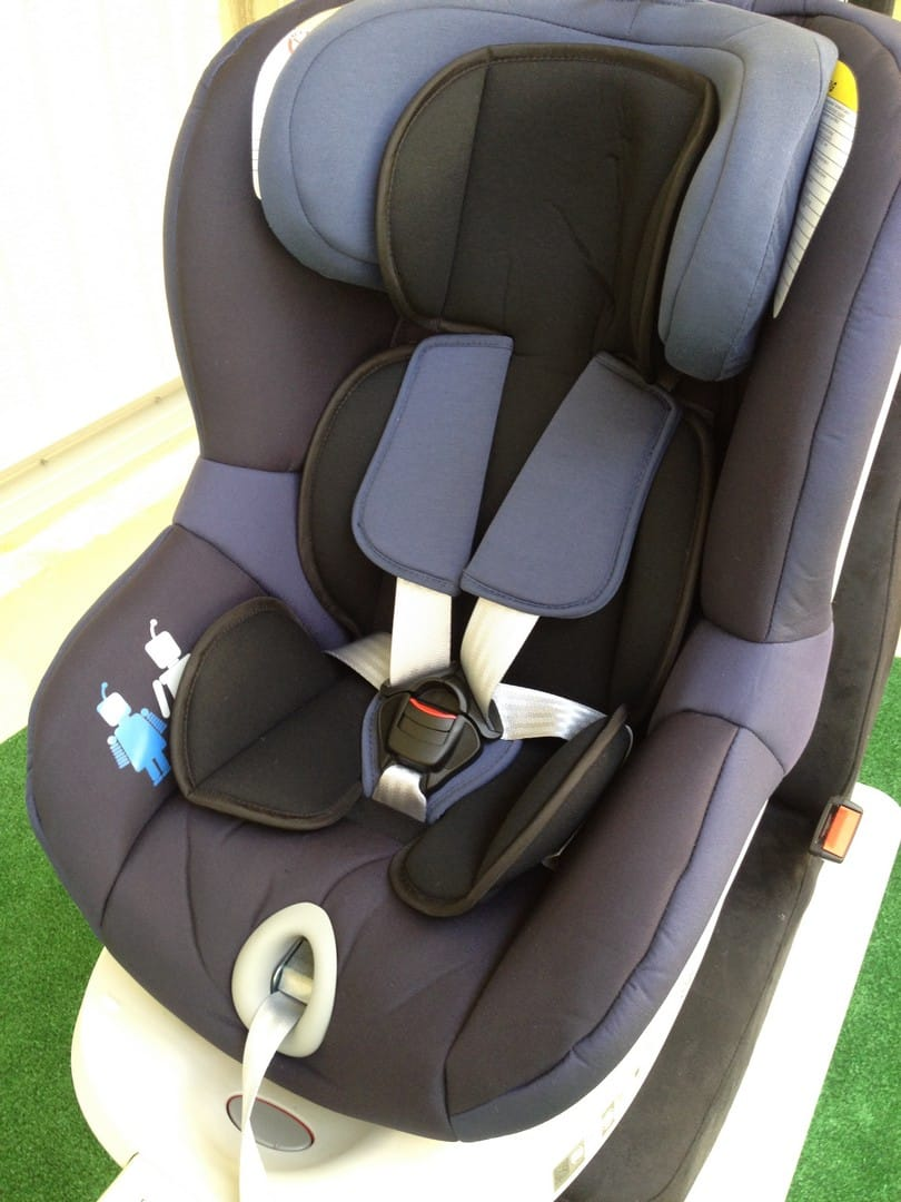 Britax DualFix with Newborn insert
