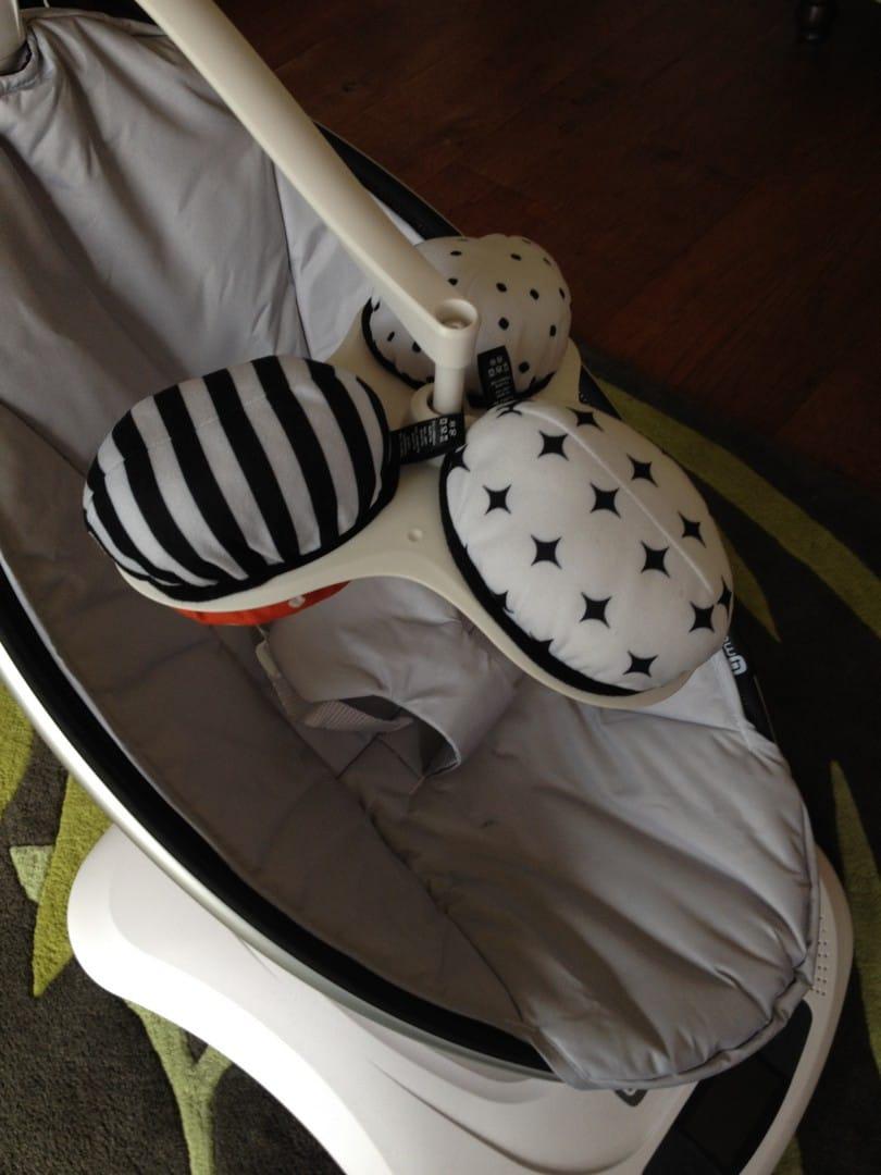 4moms mamaRoo Baby Bouncer soft play toys