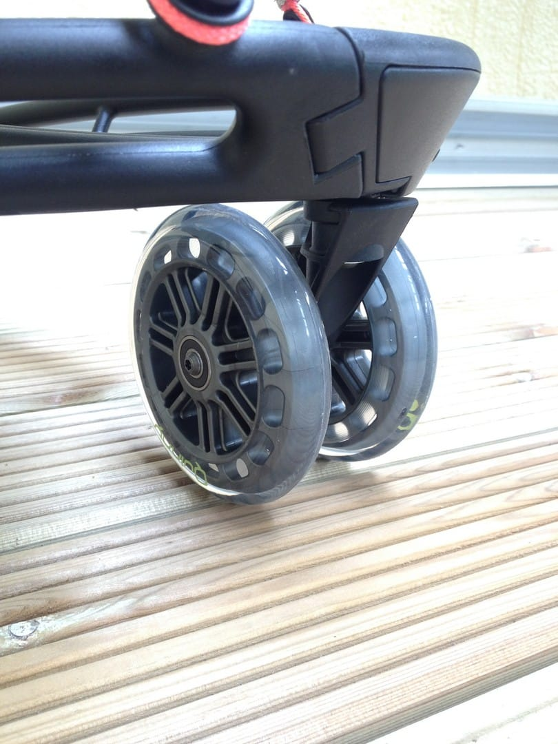 Quinny Yezz Air Front Skate Wheels