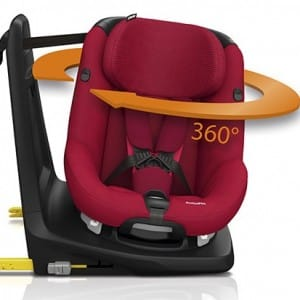 Which car seat is best? Shout Out: Maxi-Cosi AxissFix