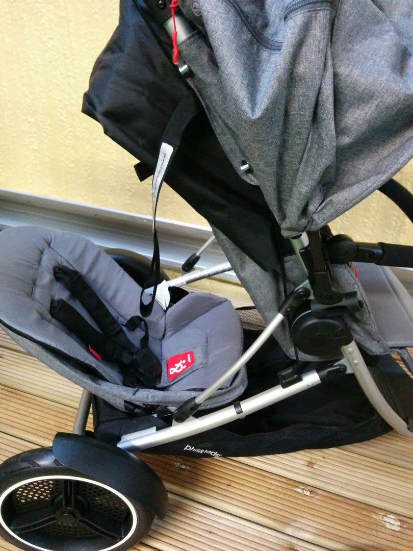 Double Kit for the Phil & Teds Dash Pushchair