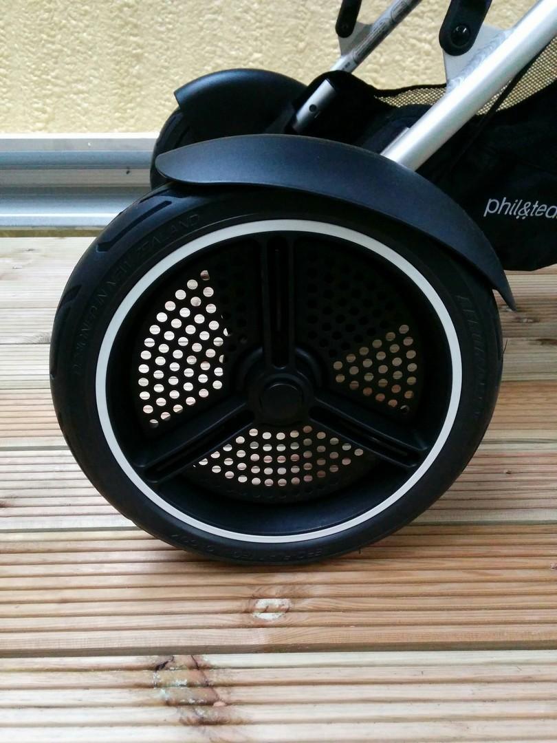 Back Wheel