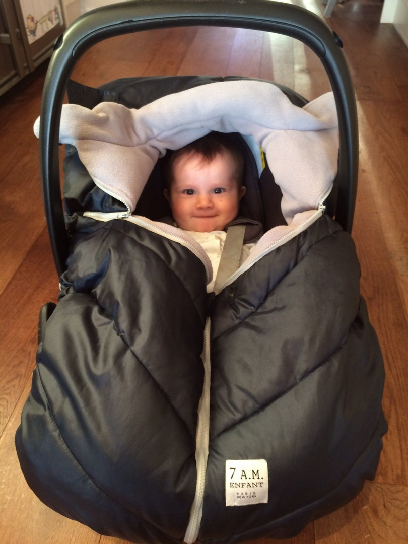 7am Enfant Car Seat Cocoon Review Buggybaby