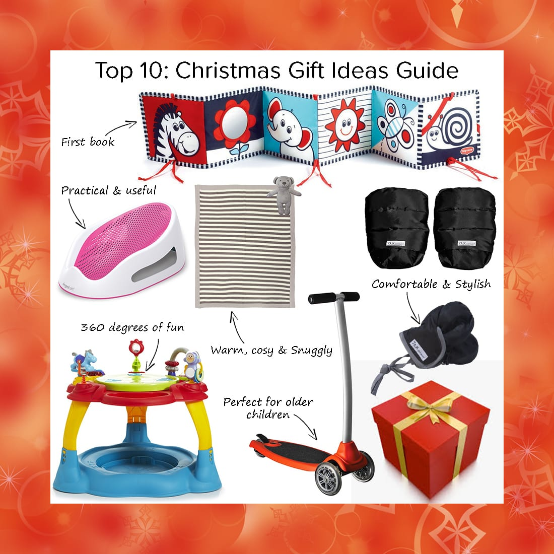 top 10 christmas gift ideas guide