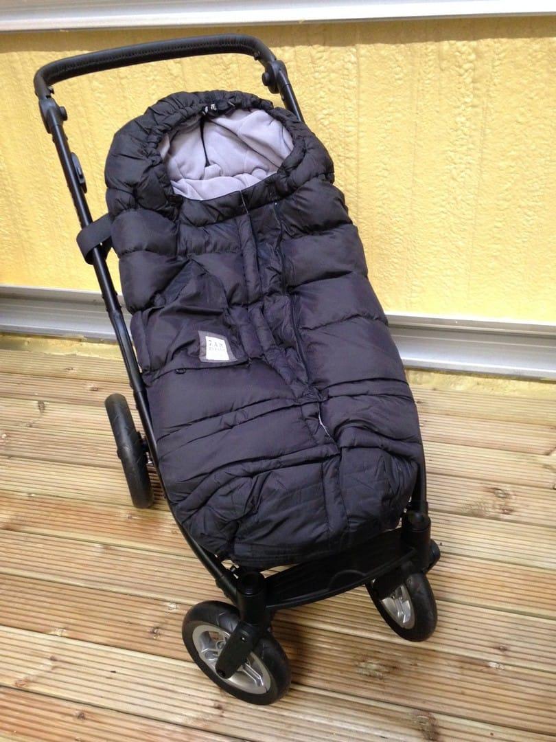 7am Enfant Blanket 212 Evolution - On a buggy