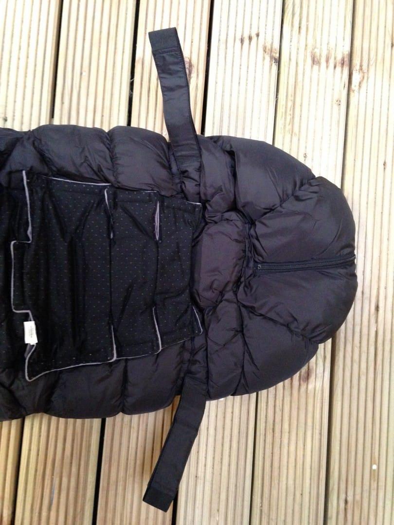 7am Enfant Blanket 212 Evolution - Velcro straps