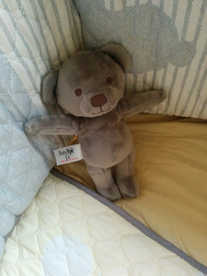 BabyStyle Blanket - Baby Bear