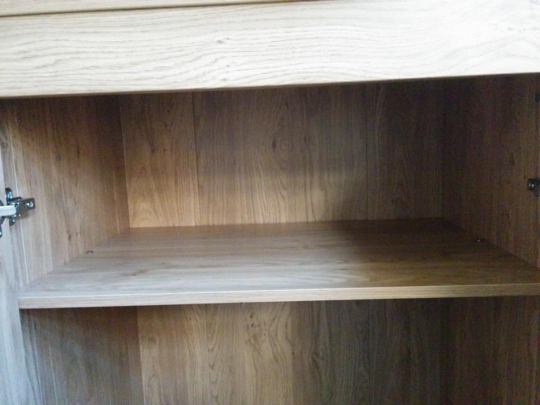 BabyStyle Bordeaux Wardrobe Shelf