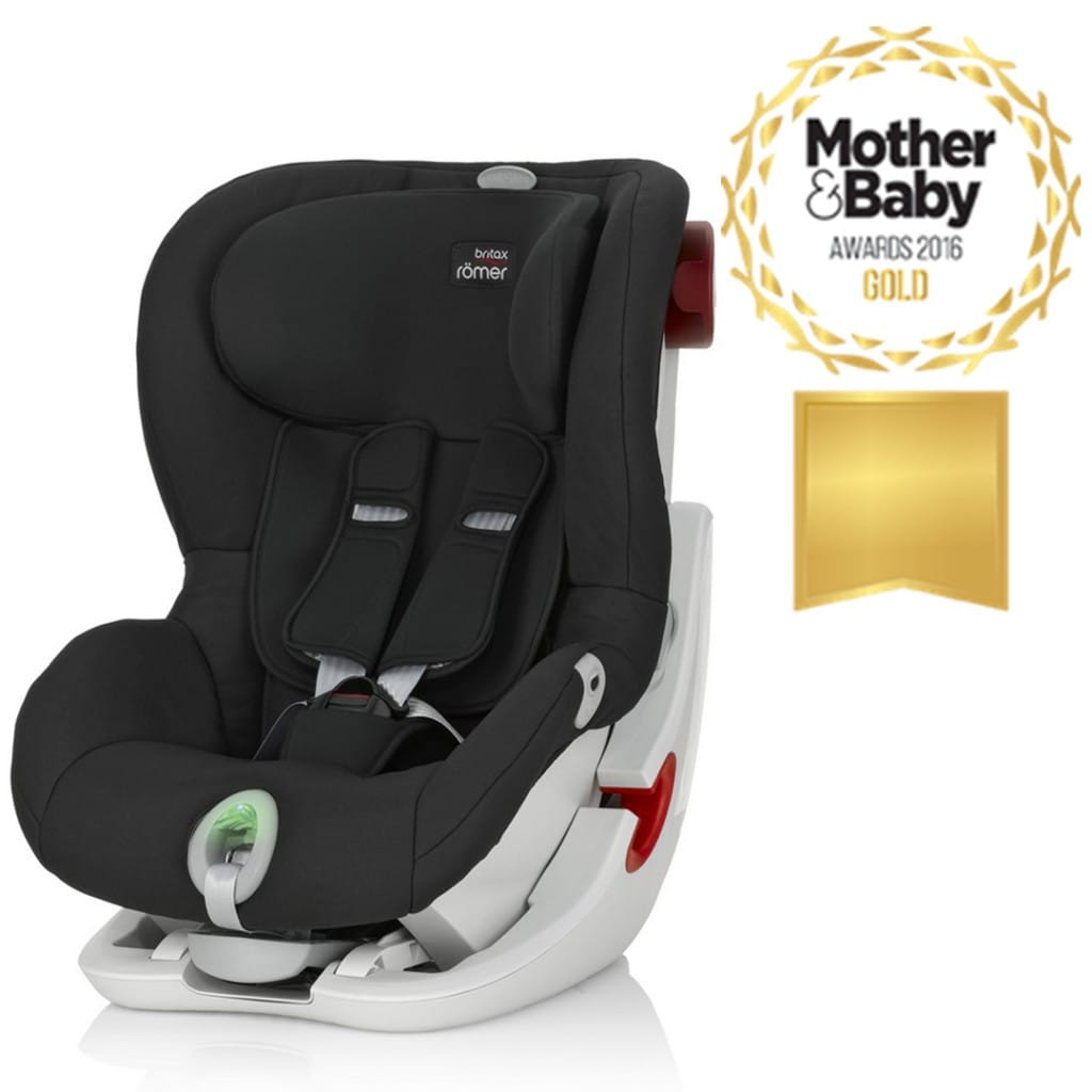 results of the research car seat 9 months