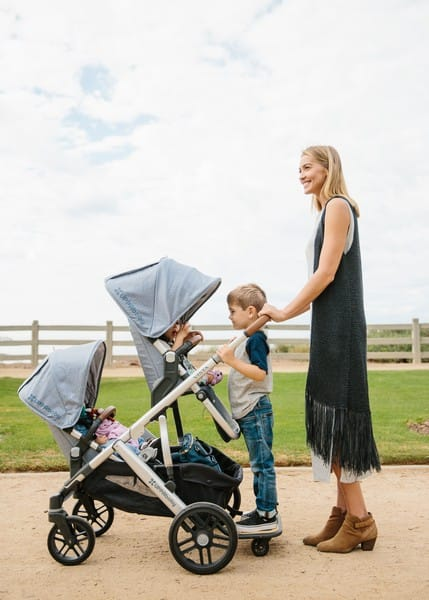 Silver Cross Wave Tandem Vs Uppababy Vista 2018 Double