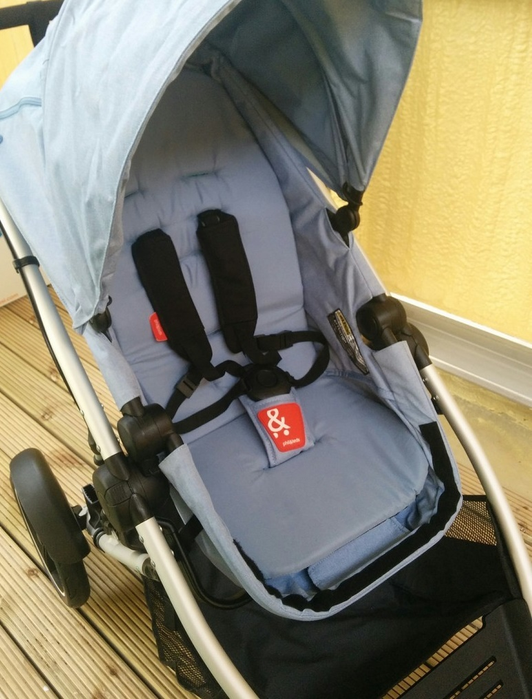 Phil & Teds Voyager Pushchair seat unit