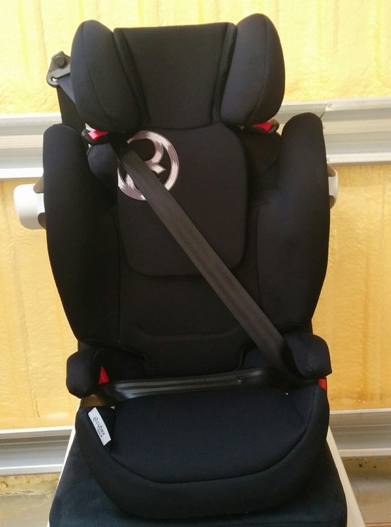 Cybex Solution M Fix Car Seat Review Buggybaby