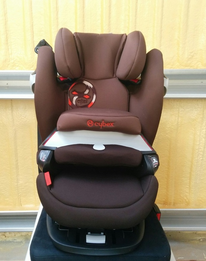 cybex pallas m fix car seat review buggybaby. Black Bedroom Furniture Sets. Home Design Ideas