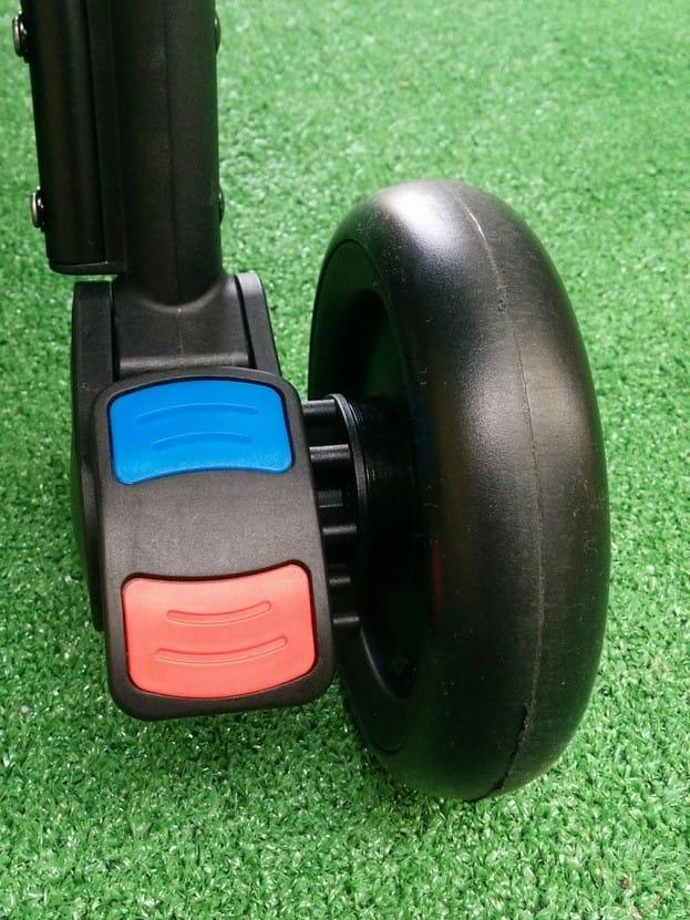 Mountain Buggy Nano V2 Pushchair Rear Brake