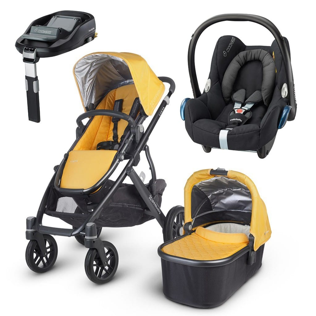 Best  In  Baby Travel System