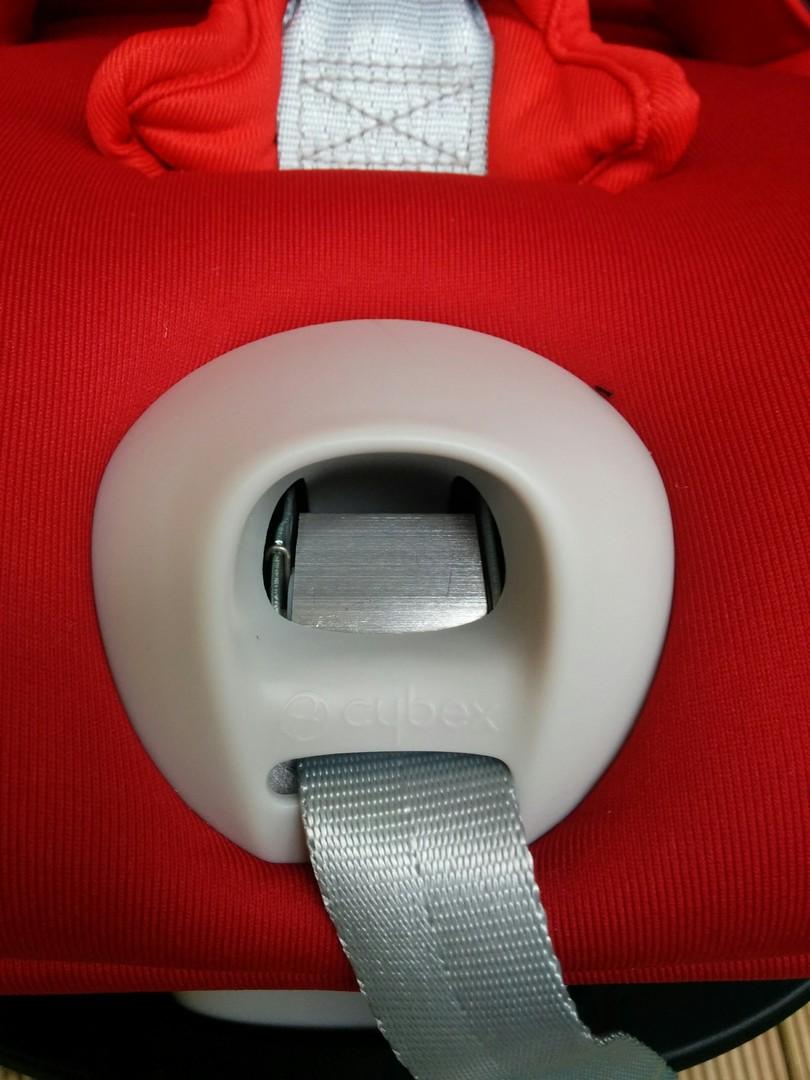 Cybex Sirona M i-Size stran adjuster button