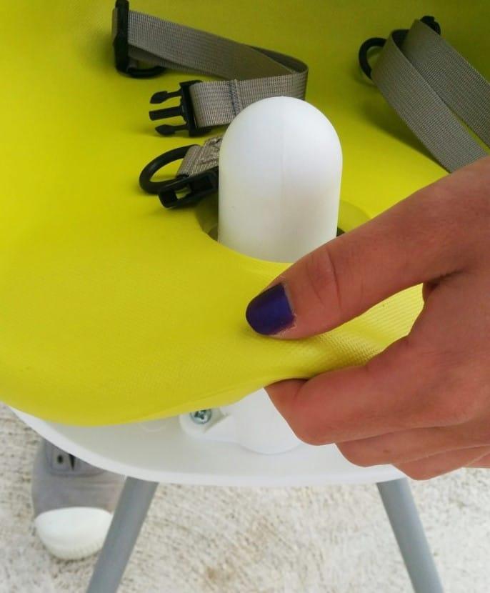 Phil & Teds Poppy Highchair Change
