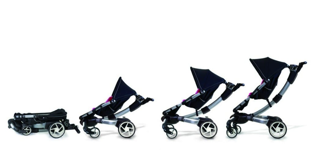 4moms Origami Pushchair Buggybaby