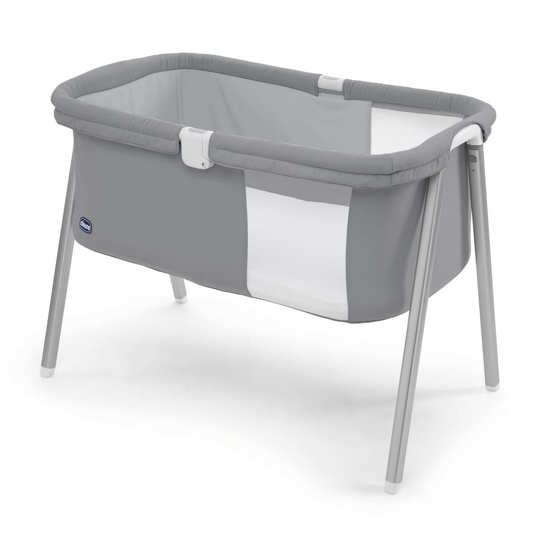 Chicco Lullago Travel Crib - Silver
