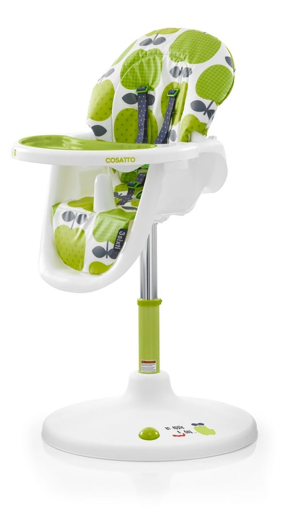 Cosatto 3 Sixti Highchair - Hapi Apples 2