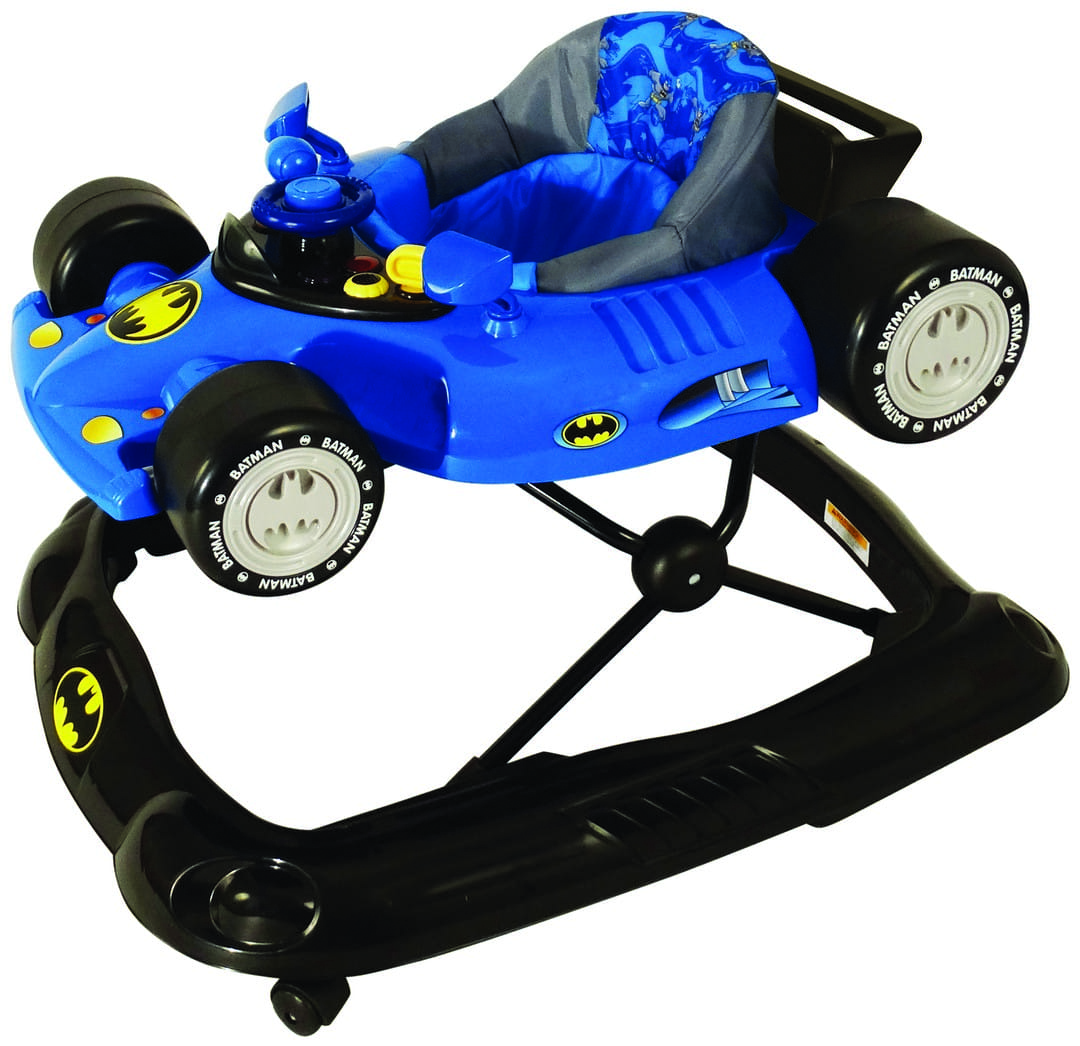 Kids Embrace Batman Baby Walker