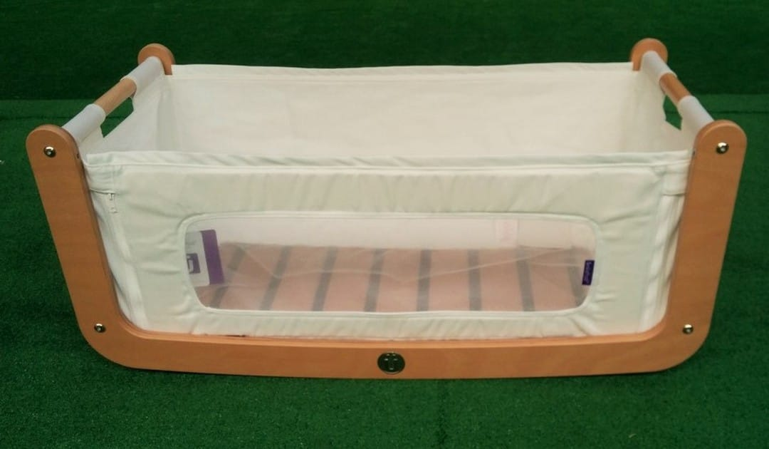 Snuz SnuzPod2 Bedside Crib 3 in 1 - Bassinet mode