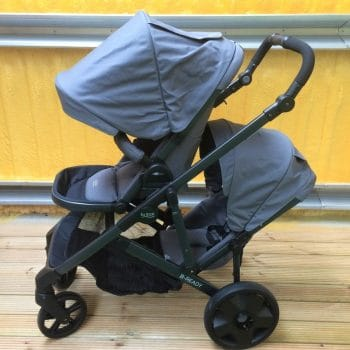 Britax B-Ready with second seat