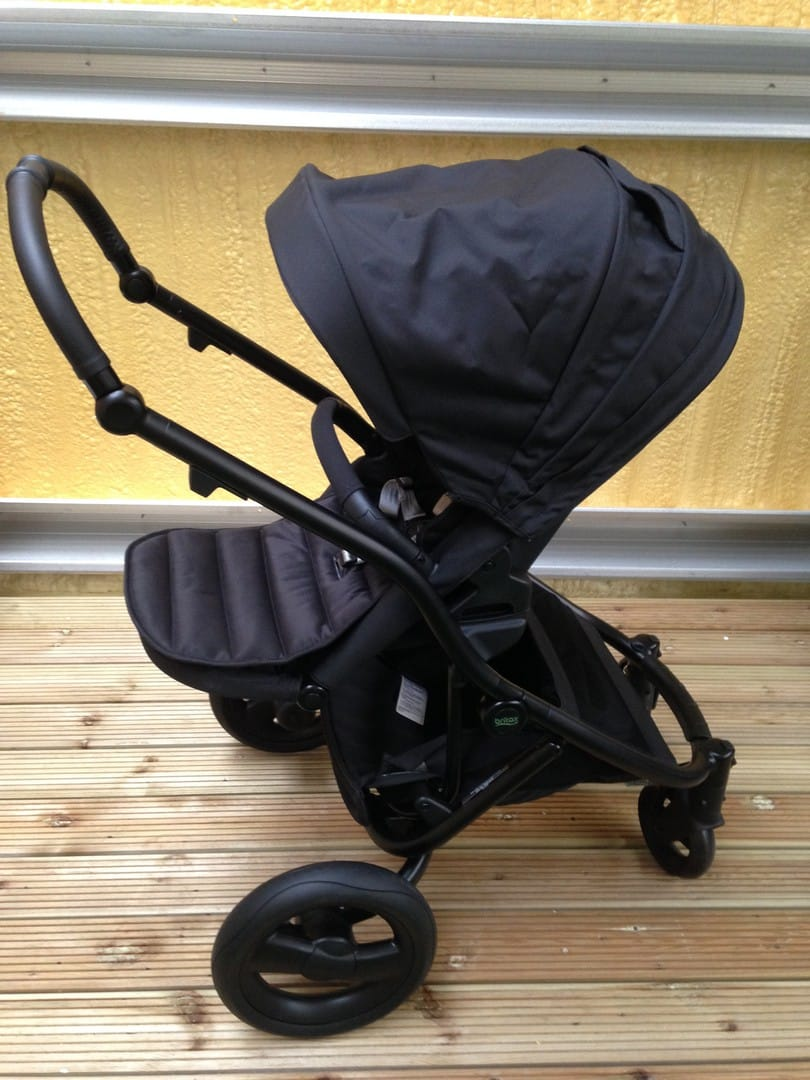 Britax Affinity 2 Pushchair Review Buggybaby
