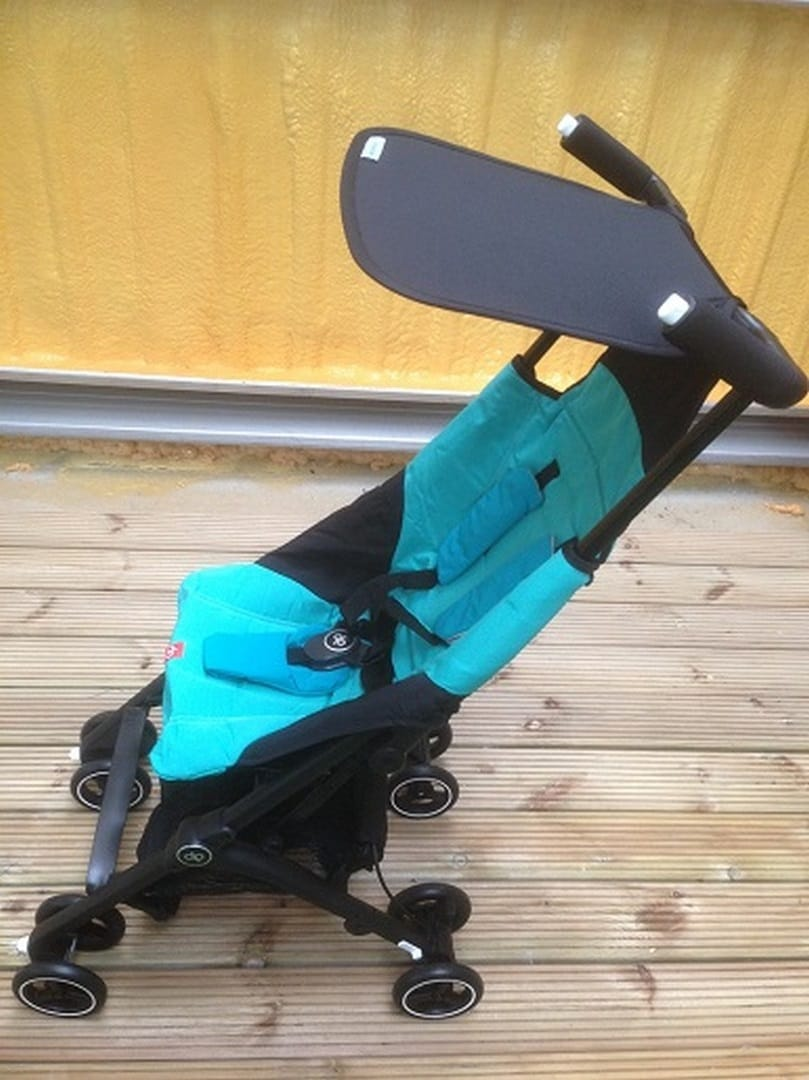 GB Pockit Pushchair 11