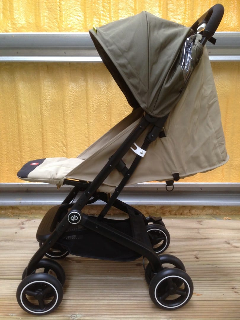 GB Qbit+ Pushchair