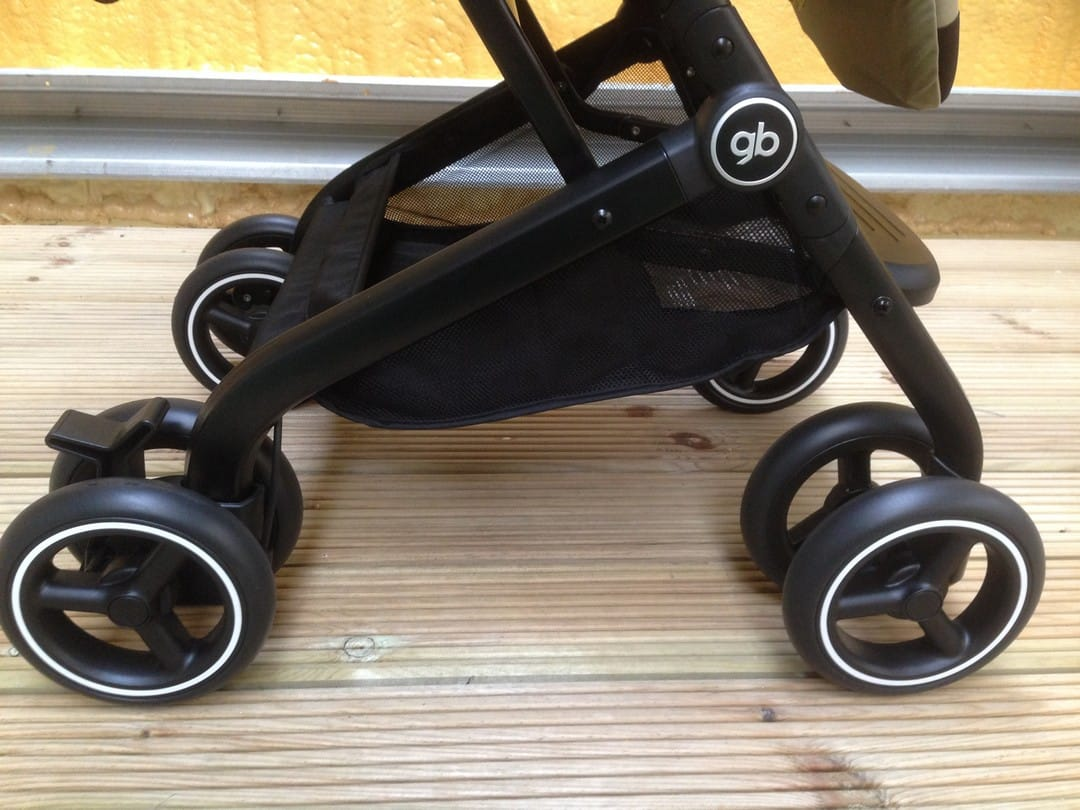 GB Qbit Plus Pushchair
