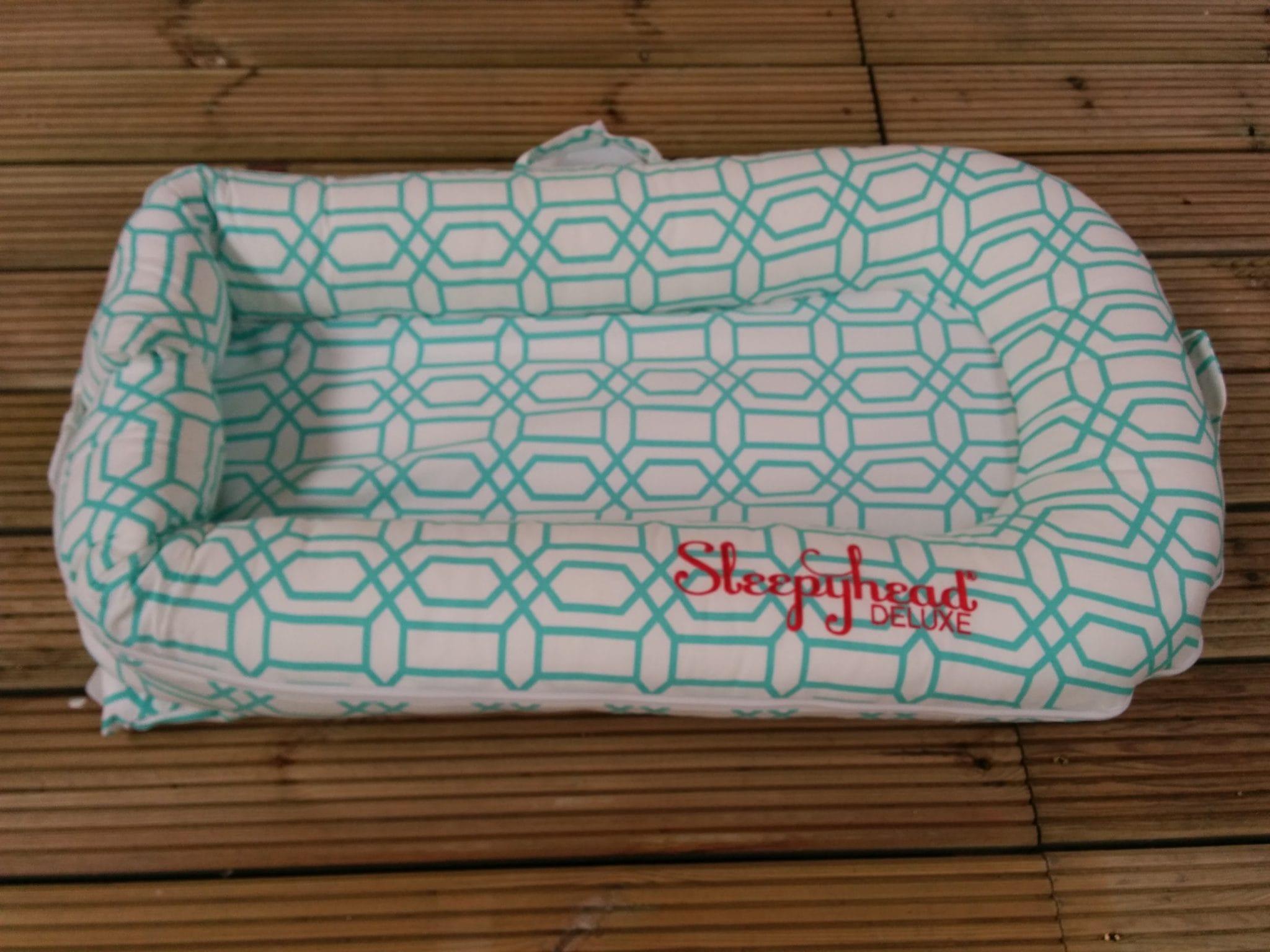 Sleepyhead Deluxe Baby Pod - The Perfect Baby Shower Gift!
