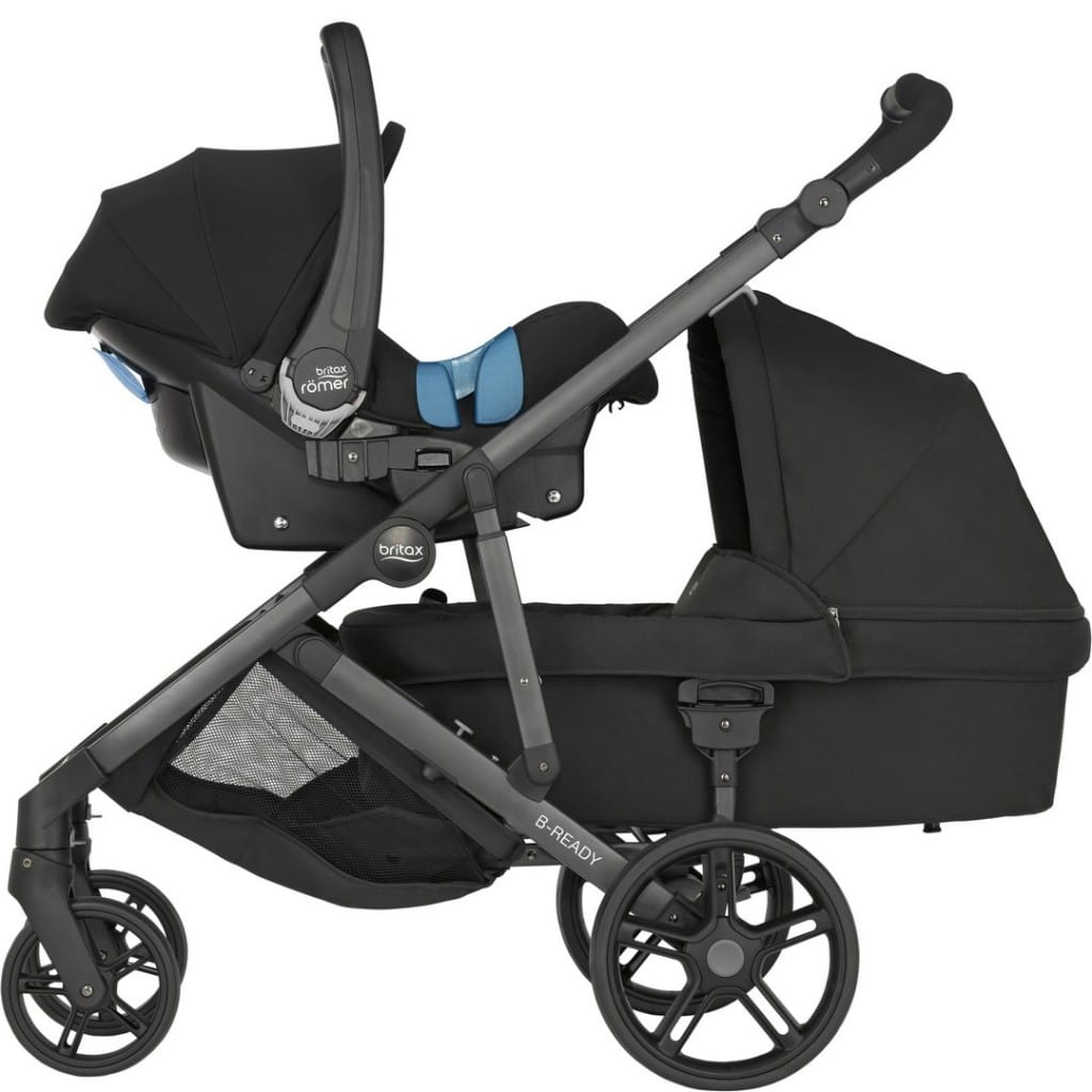 Britax B Ready Pushchair Review Buggybaby