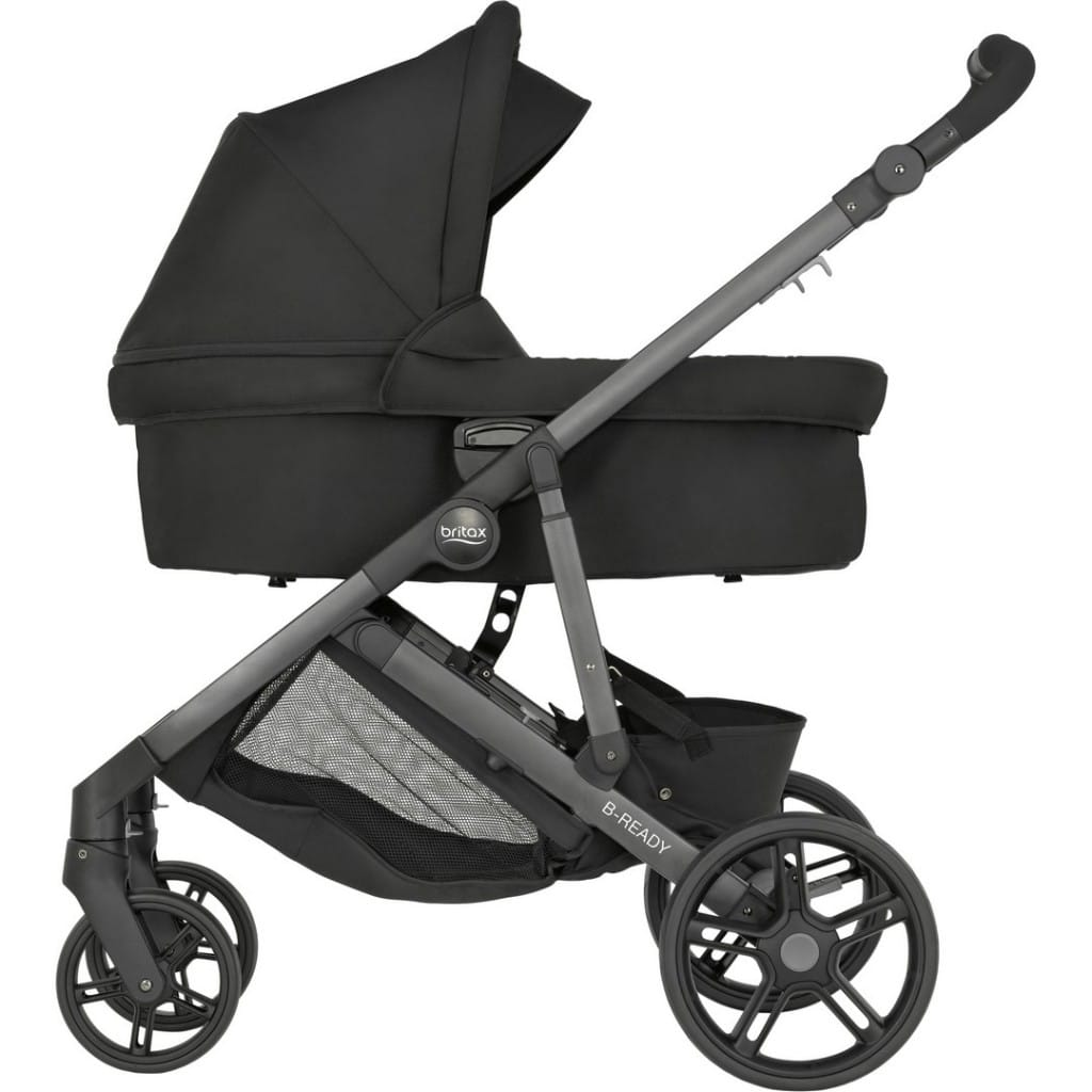 britax b ready pushchair review buggybaby. Black Bedroom Furniture Sets. Home Design Ideas
