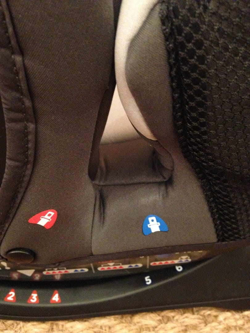 Joie Every Stage 0+/1/2/3 Car Seat