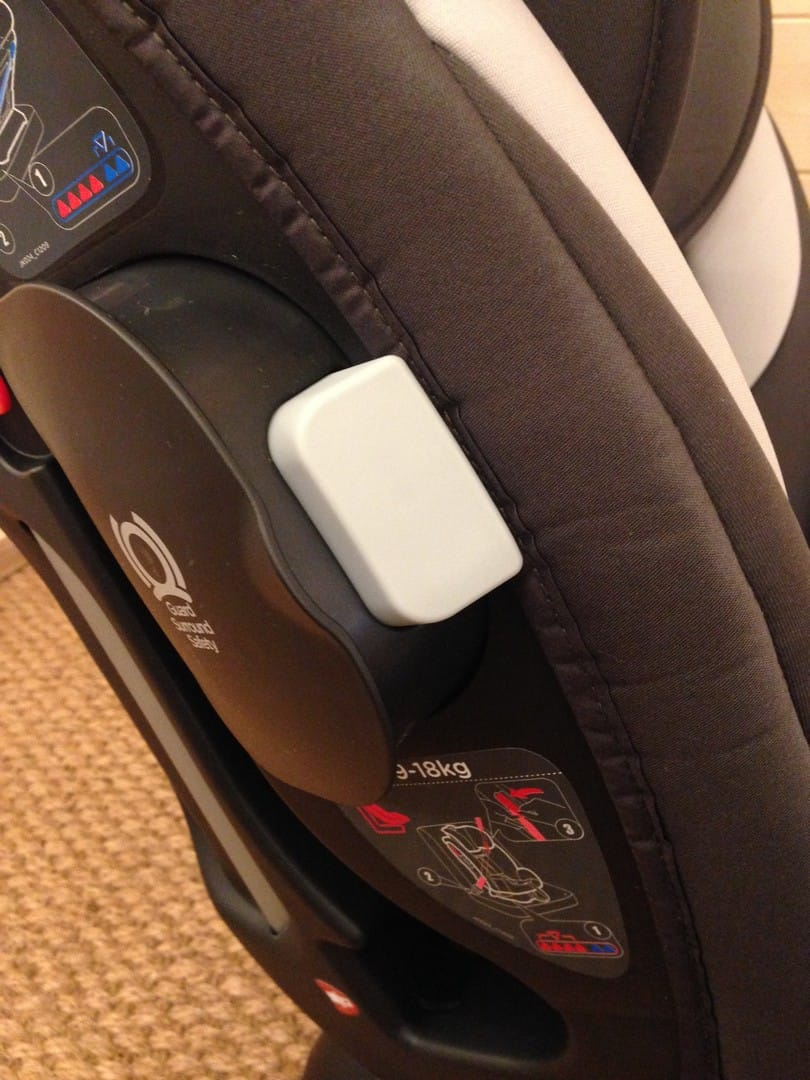 Joie Every Stage 0+/1/2/3 Car Seat Side Impact Protection