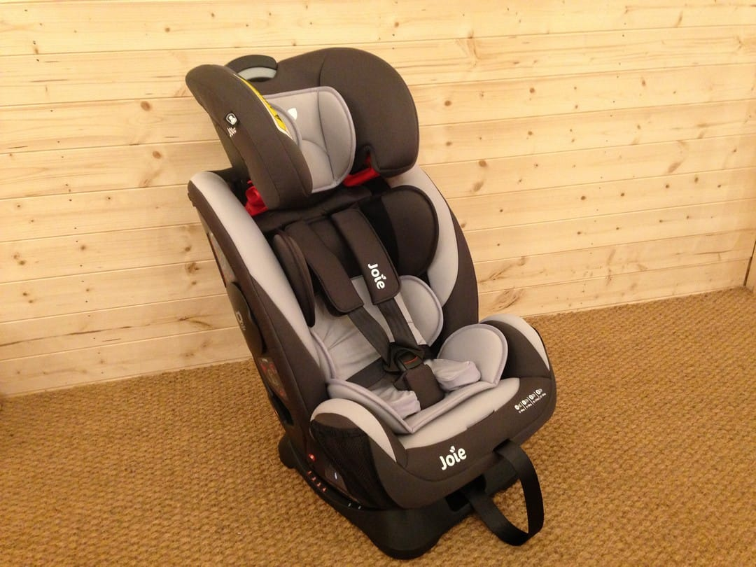 Joie Every Stage 0+/1/2/3 Car Seat Review | BuggyBaby