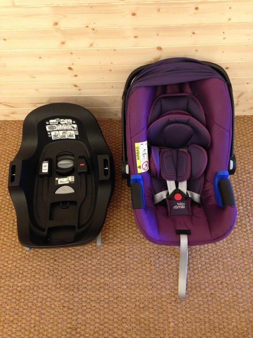 Britax Baby Safe i-Size Bundle