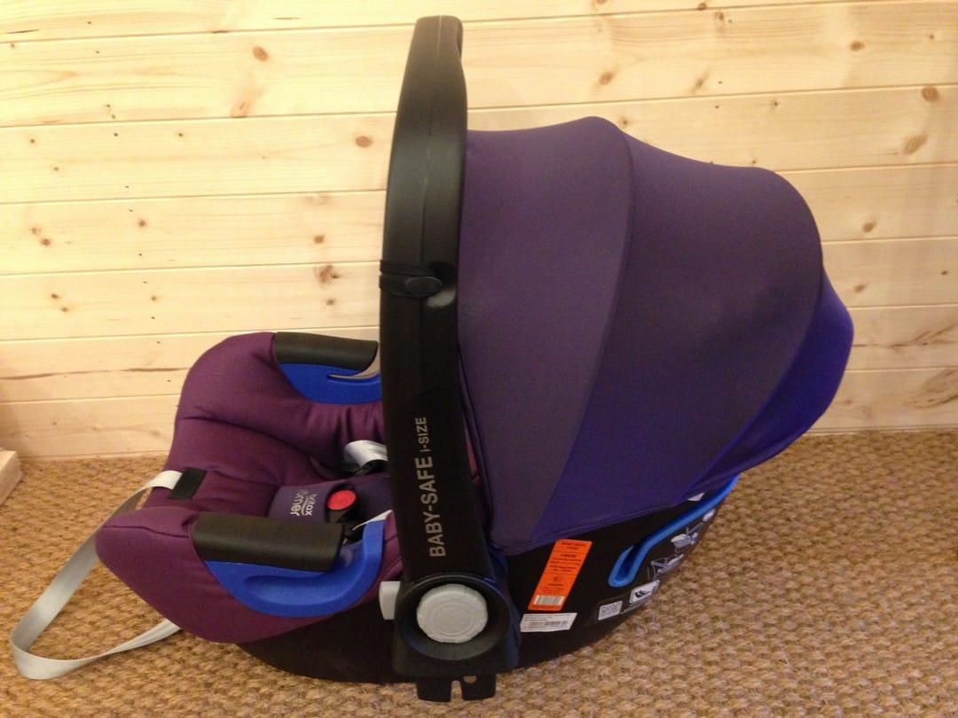 Britax Baby Safe i-Size Car Seat