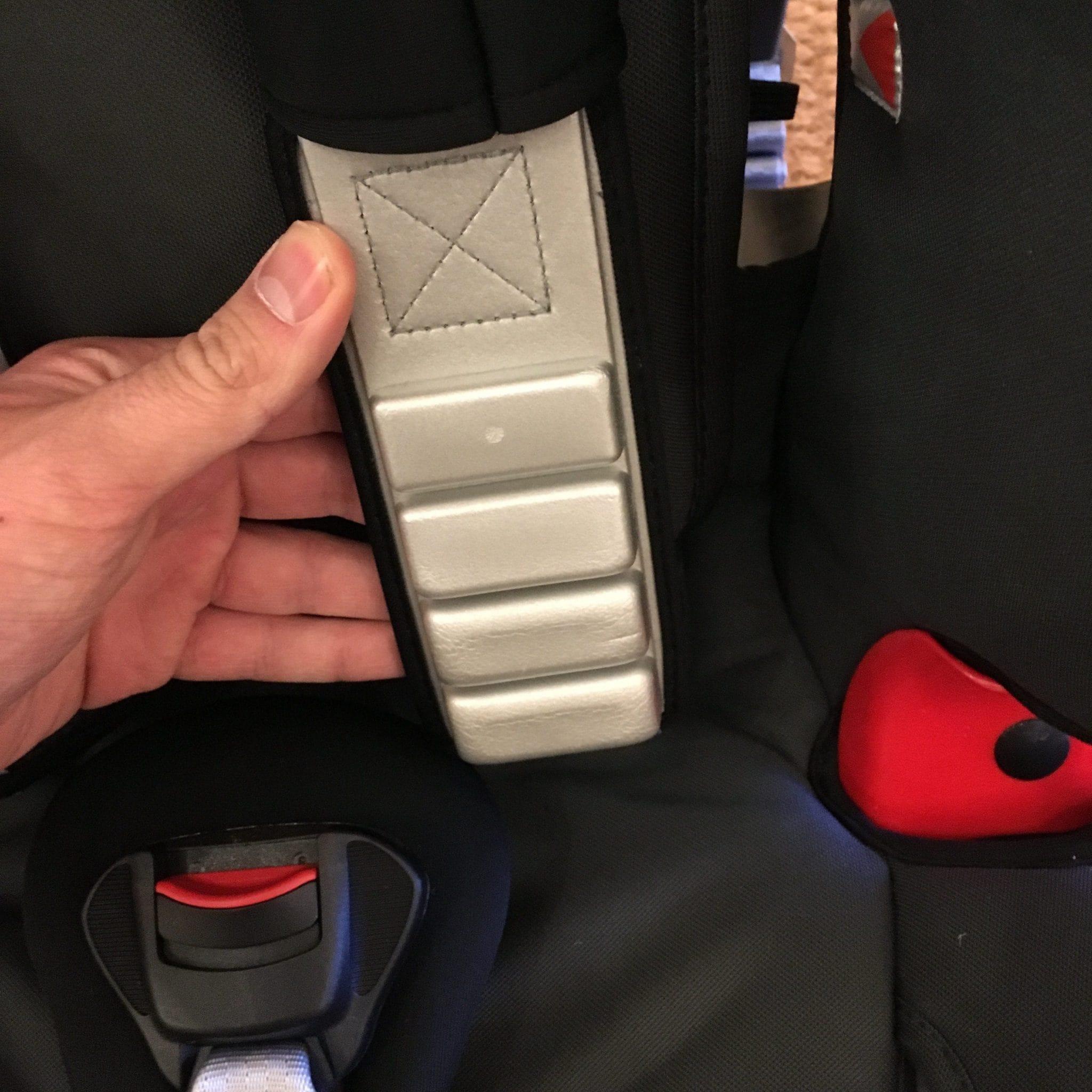 Britax Multi-Tech II Car Seat Chest Pad