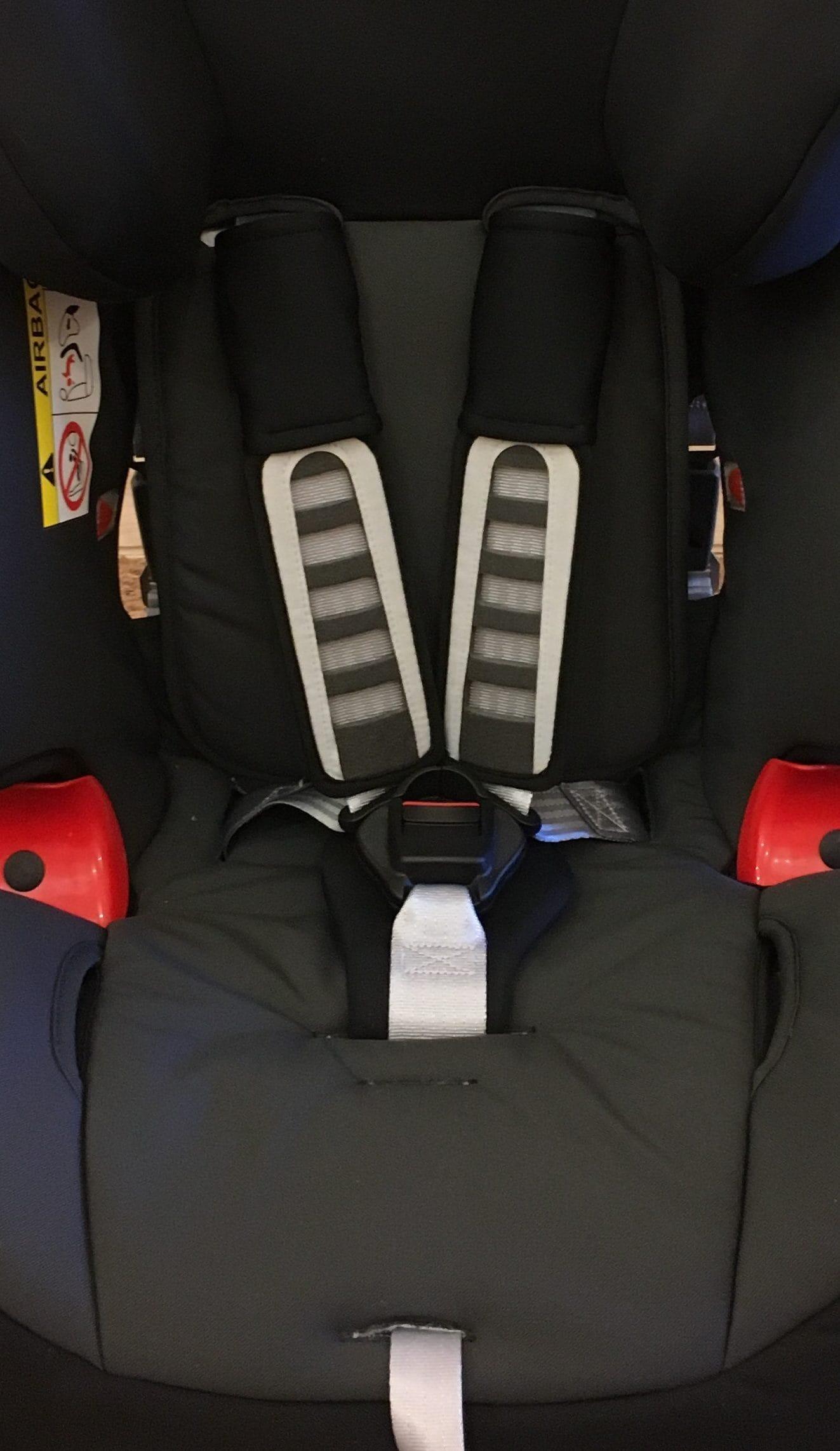 Britax Multi-Tech II Car Seat Harness