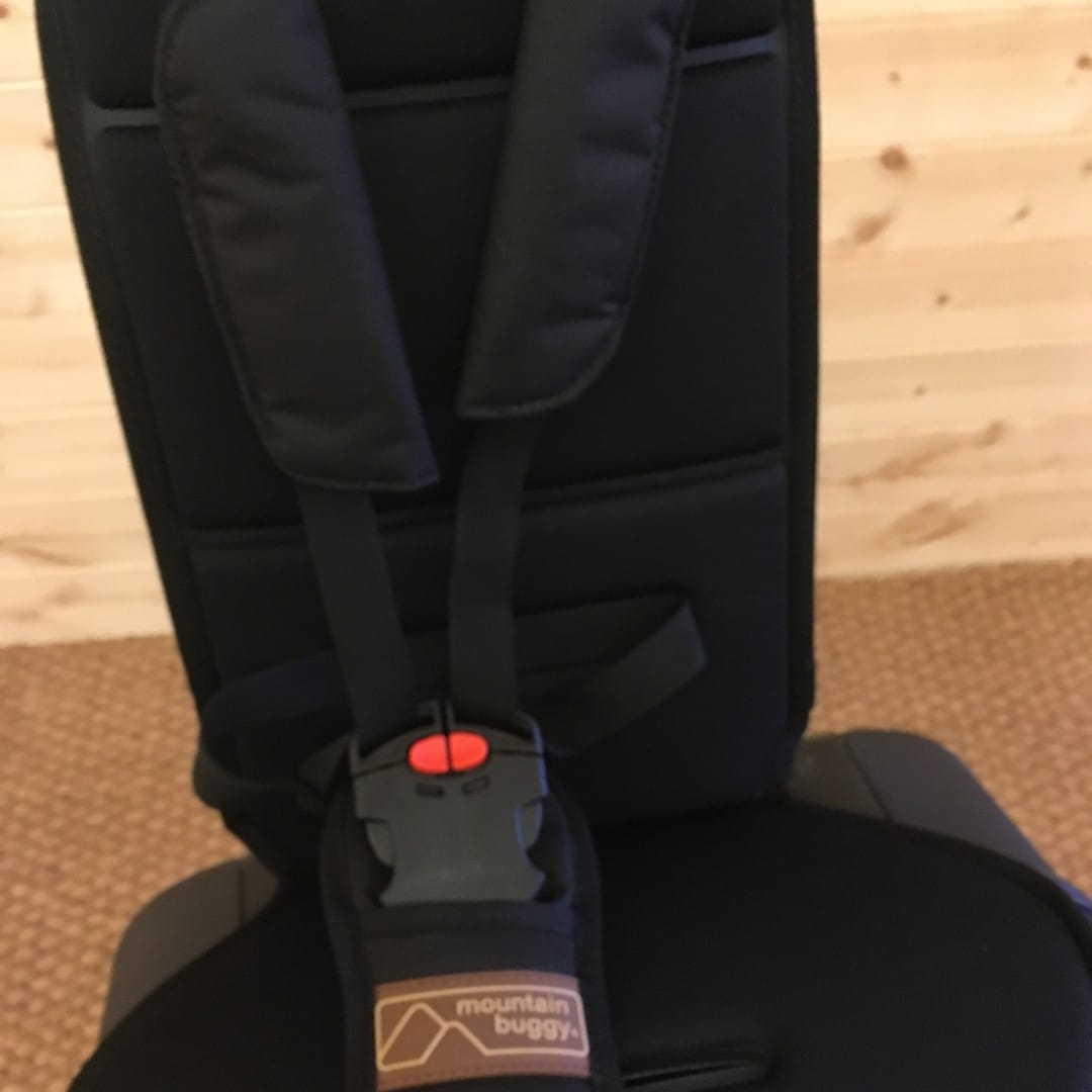 Mountain Buggy Bag Rider - 5 point harness