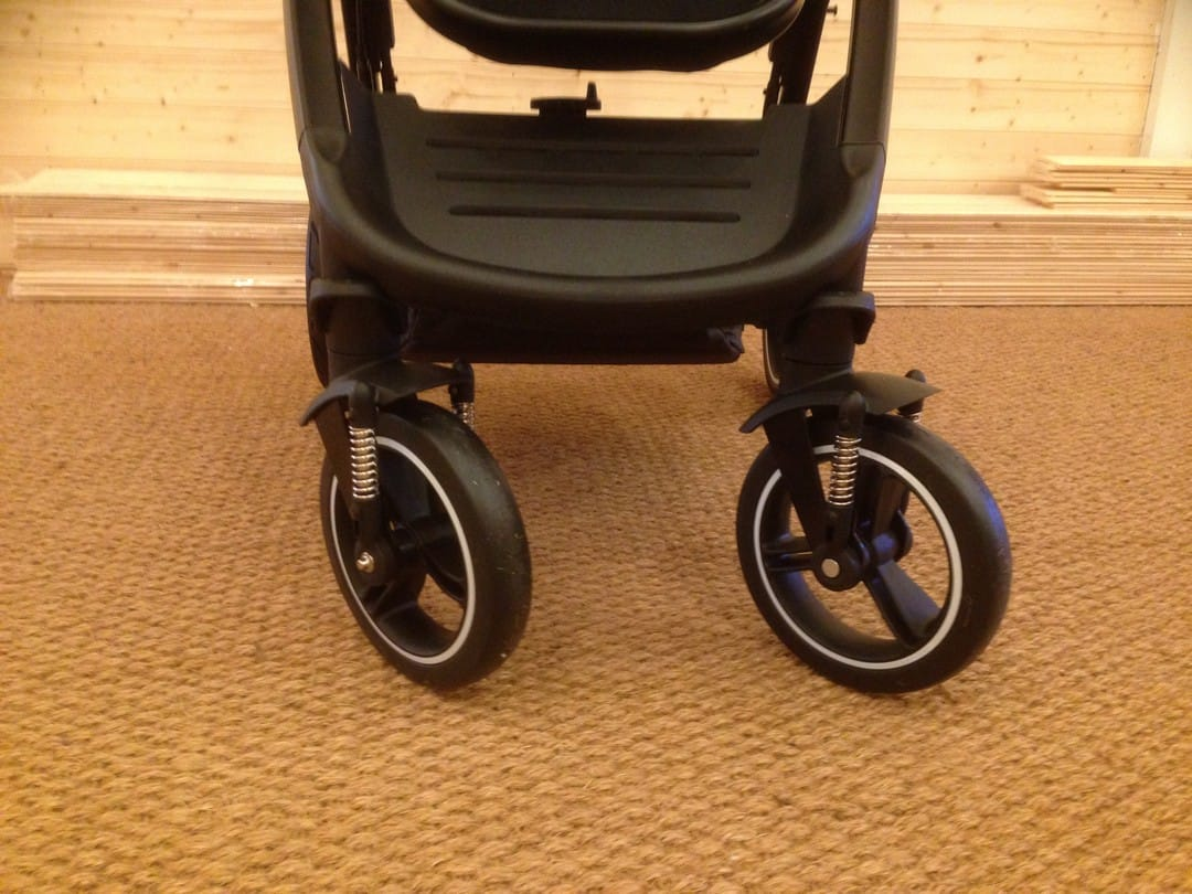 Phil & Teds Mod Pushchair - Front swivel wheels